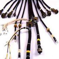 cable harnesses engineering manufacturing overmolding